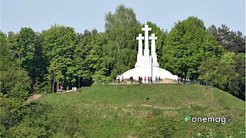 Vilnius, collina delle tre croci