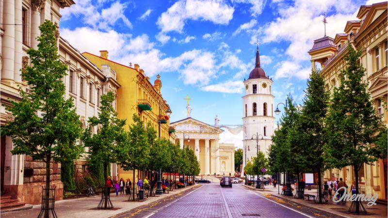 Cosa vedere a Vilnius, centro storico