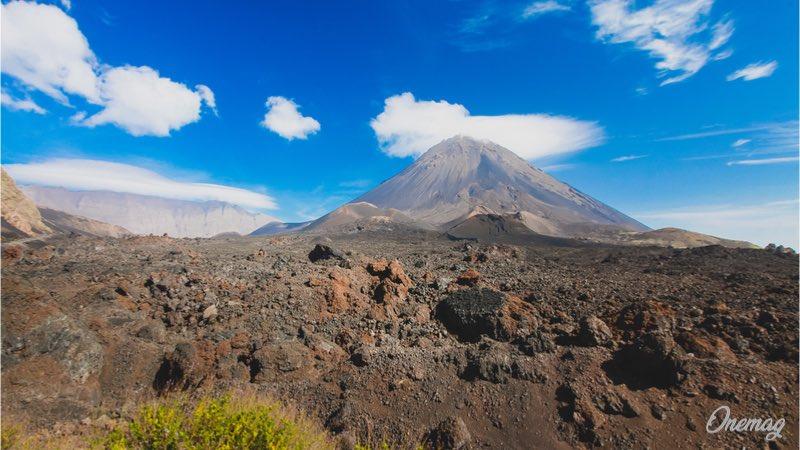 L'isola di Fogo, il vulcano