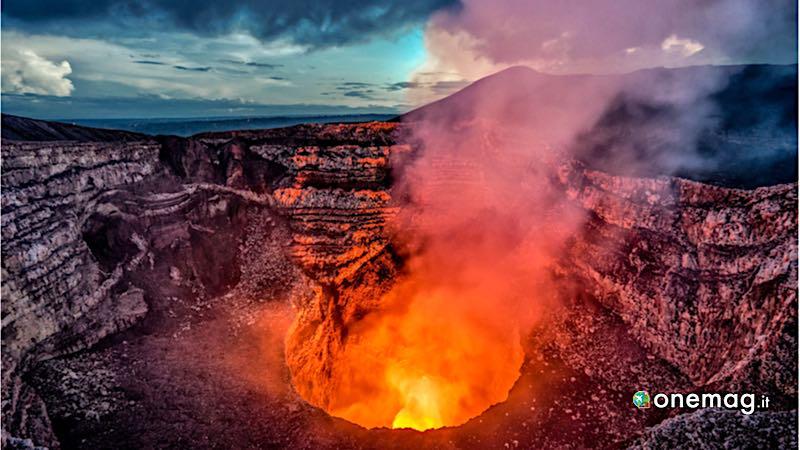 Crateri del vulcano Masaya