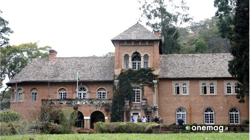 Zambia, Maniero Shiwa Ng'andu