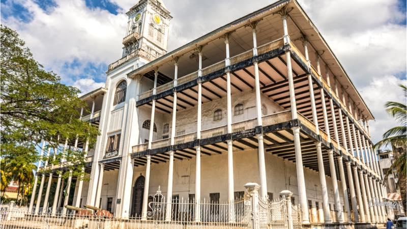 Zanzibar, Palace Museum