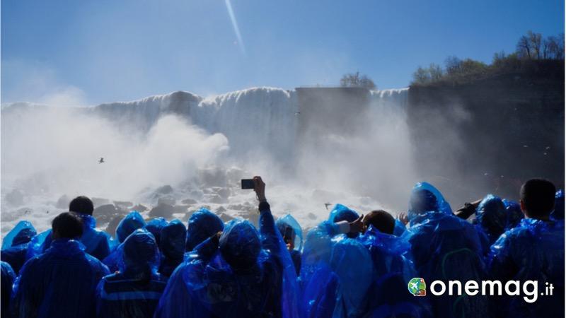 I punti di osservazione delle Cascate del Niagara