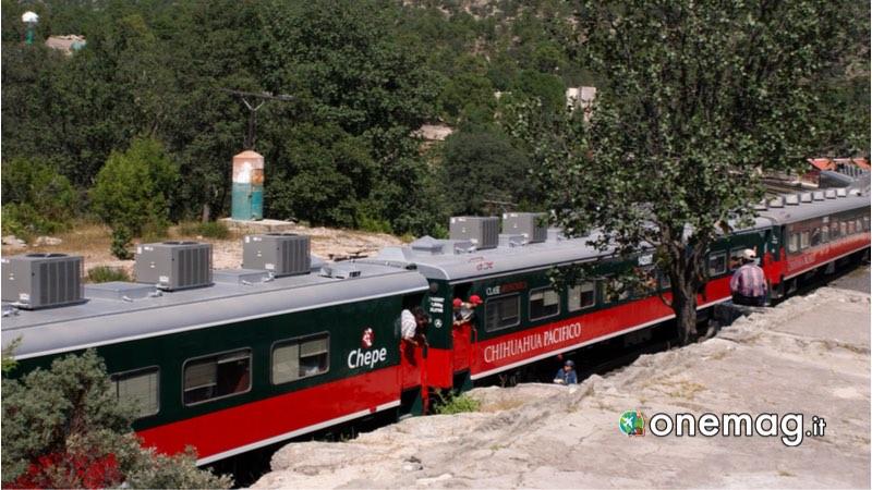 Messico -Ferrocarril Chihuahua