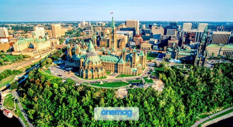 Ottawa, la metropoli versatile e storica