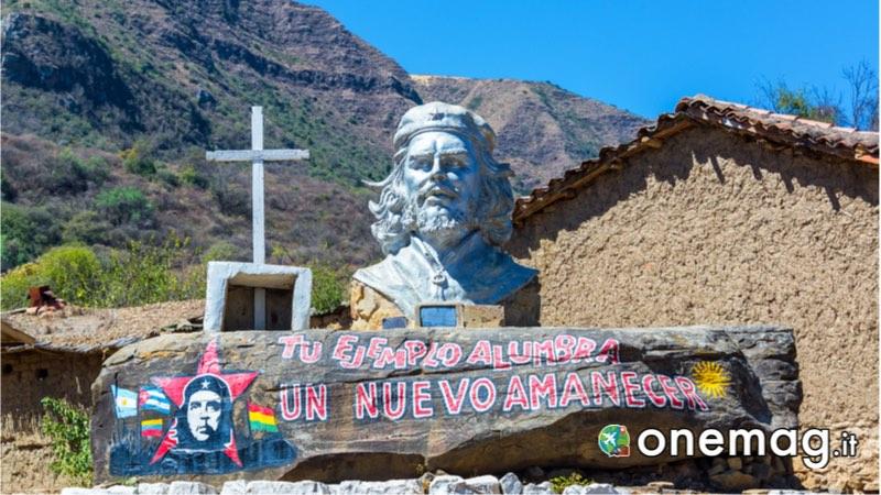 Il Museo Municipal di Vallegrande dedicato a Ernesto Che Guevara