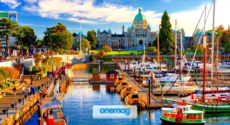 Cosa vedere a Victoria, la capitale della British Columbia