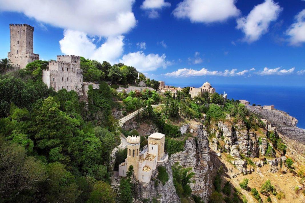 Erice, tra antichità e panorami mozzaffiato