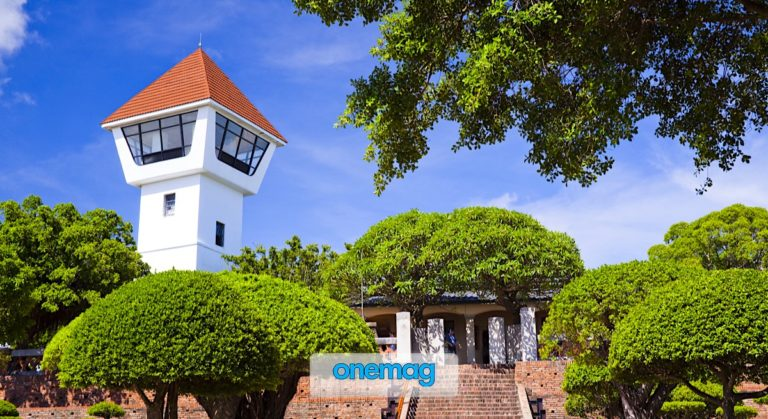 Fort Zeelandia, roccaforte olandese in Suriname