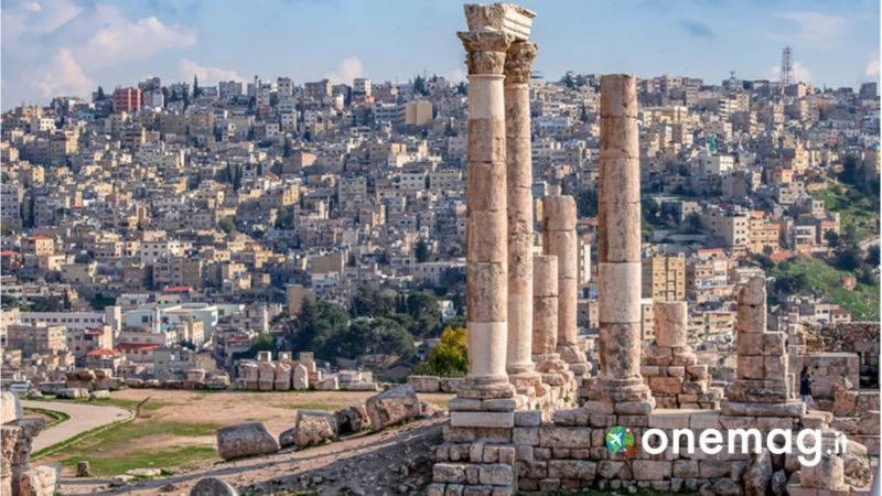 La Cittadella, Amman