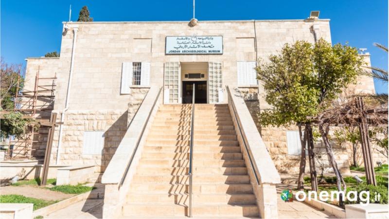 Il Museo Archeologico della Giordania, Amman