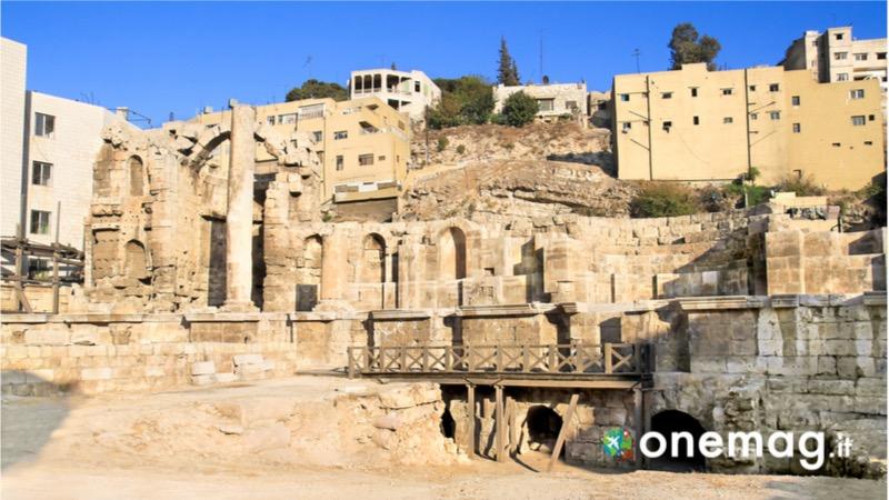 Il Nymphaeum, Amman