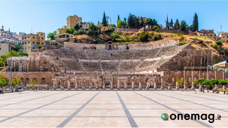 Il Teatro Romano, Amman