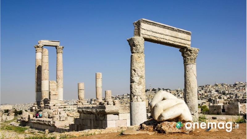 Il tempio di Ercole, Amman