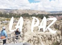 La Paz, capitale amministrativa boliviana