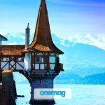 Oberhofen, borgo più bello della Svizzera 2018