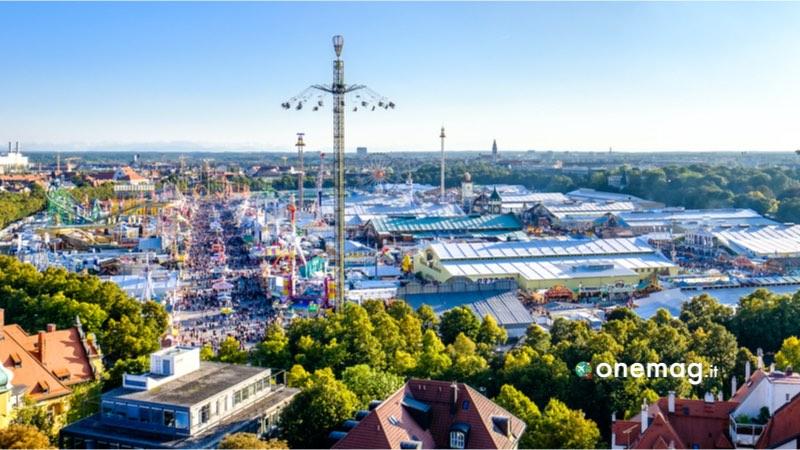 Oktoberfest, Theresienwiese