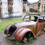 Oradour-sur-Glane, il villaggio fantasma