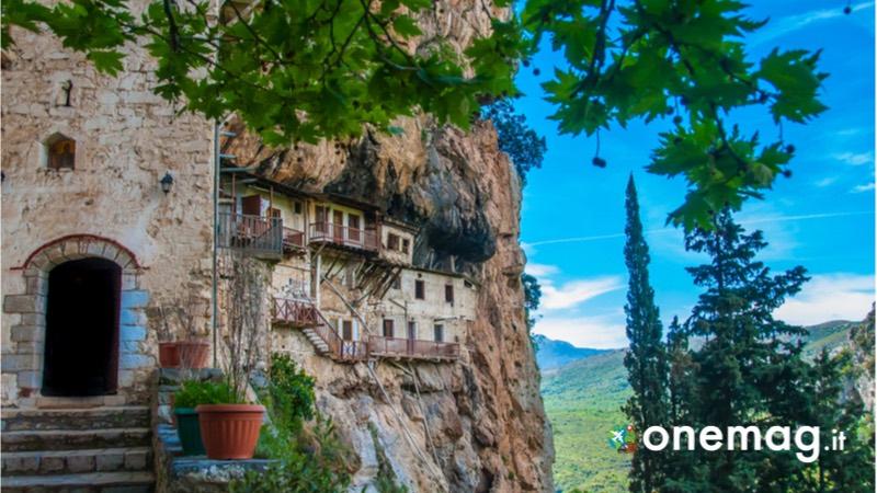 Peloponneso in Grecia
