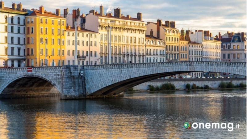 Visitare Lione in Francia