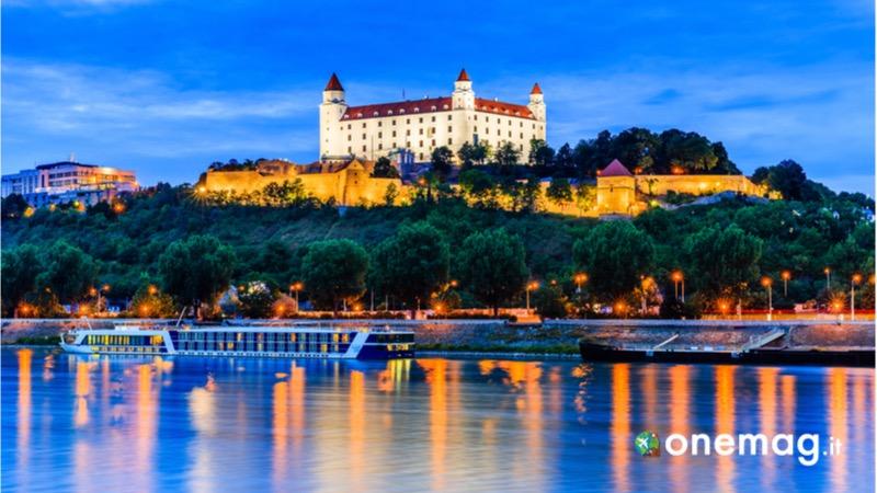Dove andare in vacanza a ottobre, i Castelli di Slovacchia