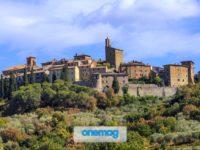Panicale, il borgo di Perugia con il castello medievale