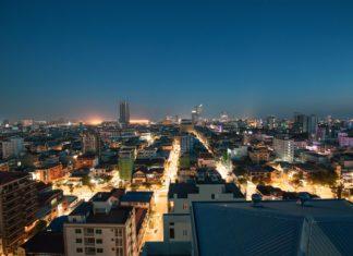 Phnom Penh, la capitale della Cambogia
