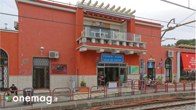 Stazione Pompei-Villa dei Misteri