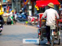 Quartiere Vecchio di Hanoi, la capitale del Vietnam