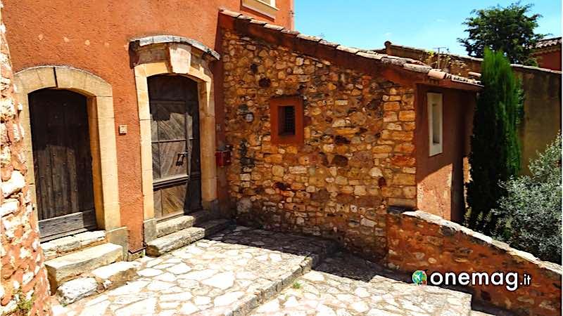 Roussillon, tipica abitazione