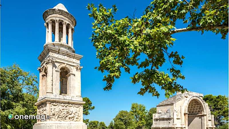 Saint Remy de Provence, Mausoleo
