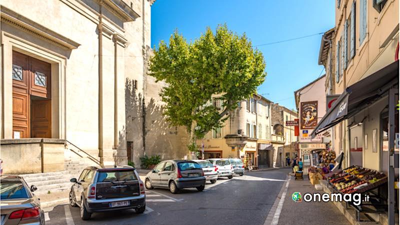 Saint Remy de Provence, veduta