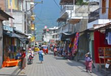 Viaggio a Santiago Atitlan