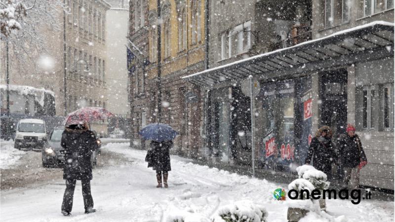 Visitare Sarajevo, guida turistica e cosa vedere, clima e meteo di Sarajevo