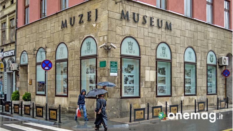 Visitare Sarajevo, guida turistica e cosa vedere, i musei