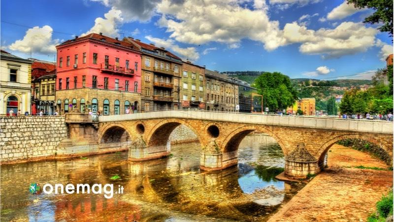 Sarajevo, guida turistica e cosa vedere, il ponte latino