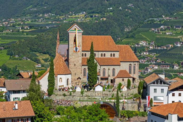 Schenna Castello
