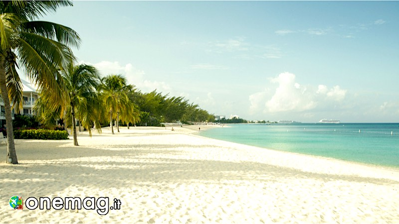 Seven Mile Beach, Isole Cayman