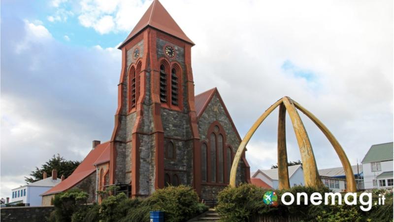 Cosa vedere a Stanley, la Cattedrale anglicana di Cristo