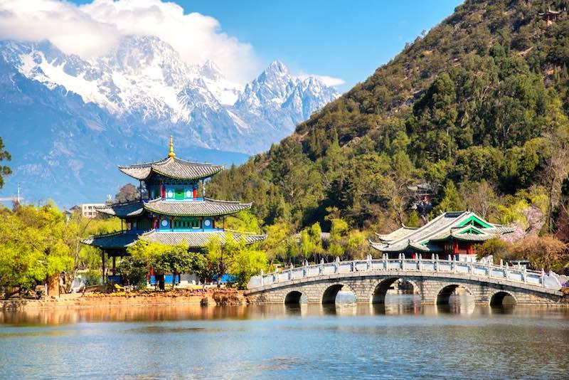 Ottobre in Asia, Yunnan