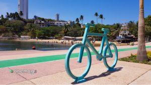 bicicletta, Acapulco