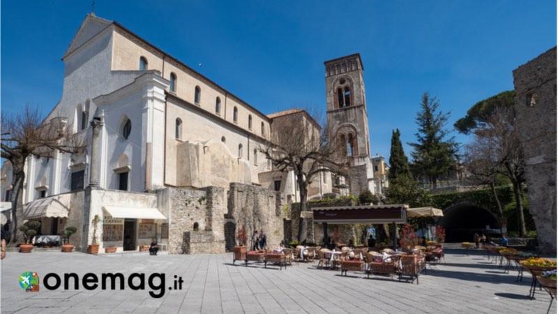 La Piazza del Duomo, Amalfi
