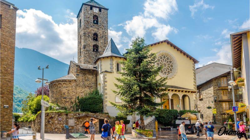 Cosa vedere ad Andorra, la Chiesa