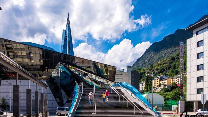 Cosa vedere ad Andorra, le Terme Caldea