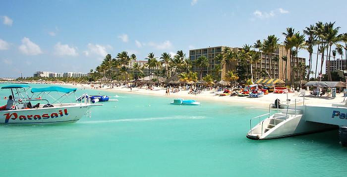 Cosa vedere Antille Olandesi, Aruba