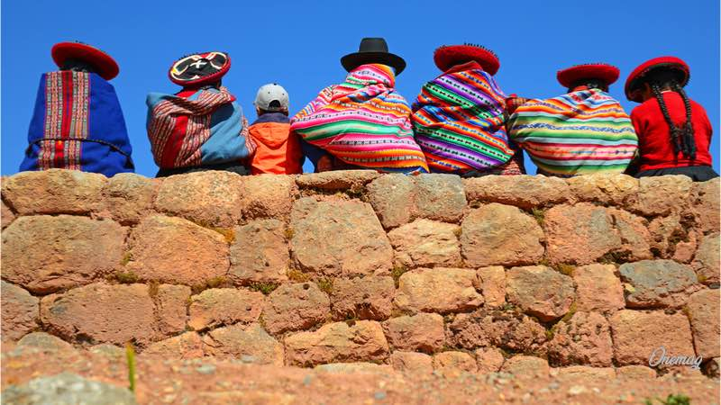 Viaggio in Bolivia, Cordigliera delle Ande