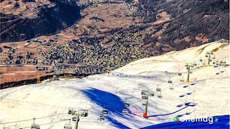 Bormio, piste da sci