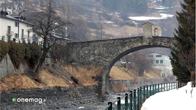Bormio, Ponte di Combo