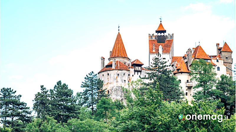 Bran, il castello