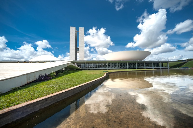 Brasilia, il Parlamento